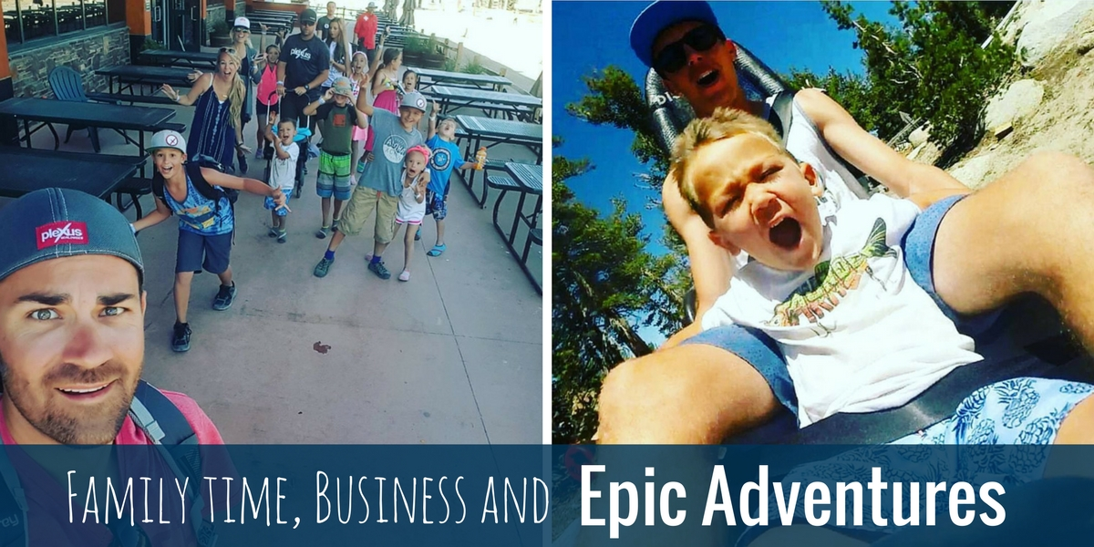 Family Time, Business and Epic Adventures