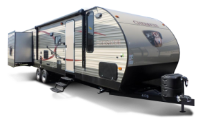 Forest River Cherokee travel trailer