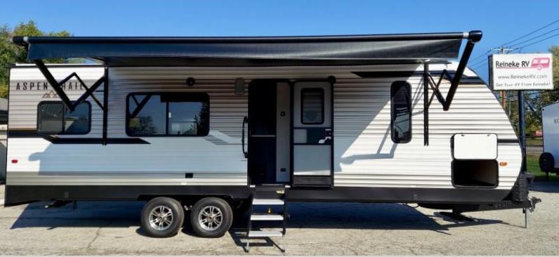 Aspen trailer main