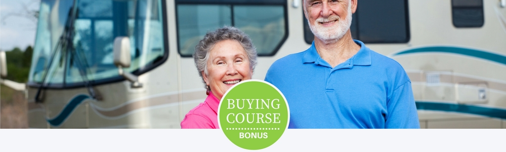 Buying Course BONUS - Tips for Talking to an RV Salesmen