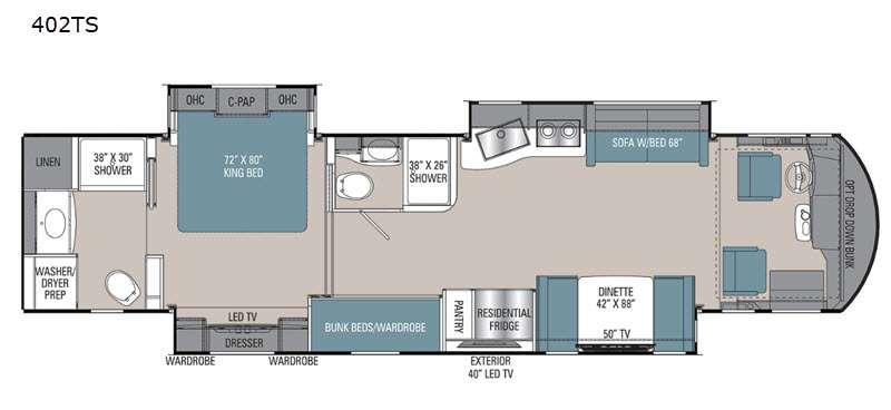 Coachmen Floorplan