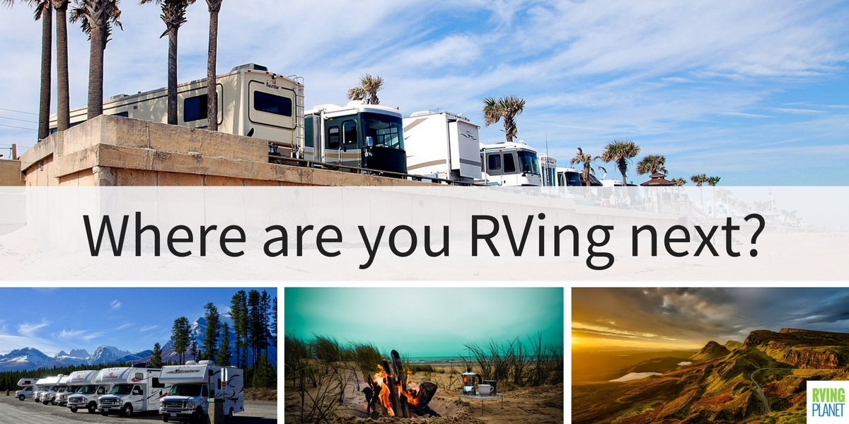 Go site seeing in your RV with friends and family with with 1000+ uncrowded attractions and gems to check out.