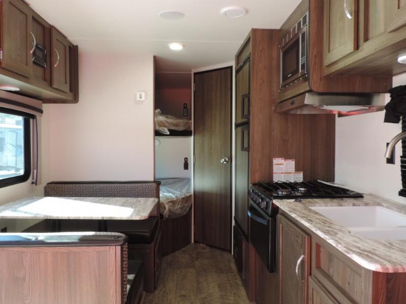 Dream interior bunks