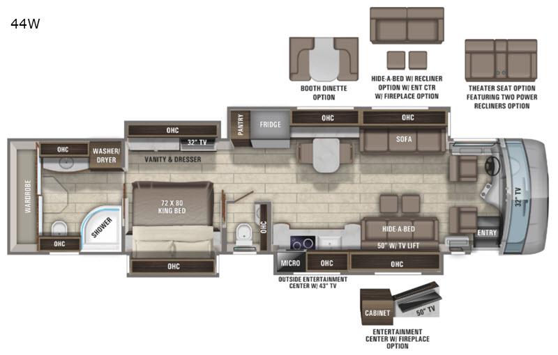 Entegra floorplan
