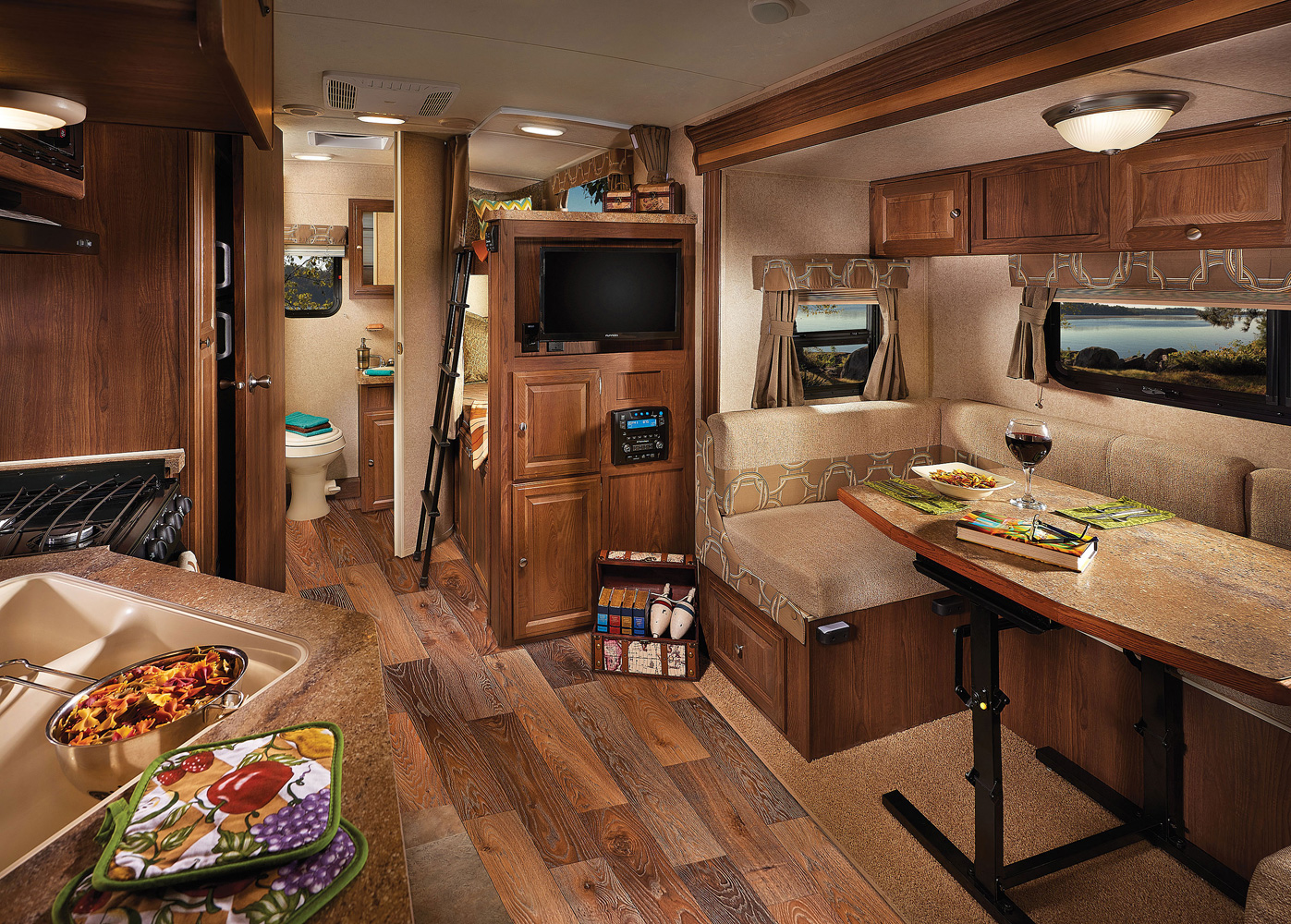 top 5 travel trailers under 20 000 on a budget rvp