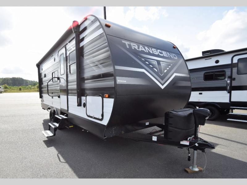 Grand Design main travel trailer