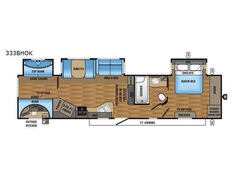Jayco floorplan