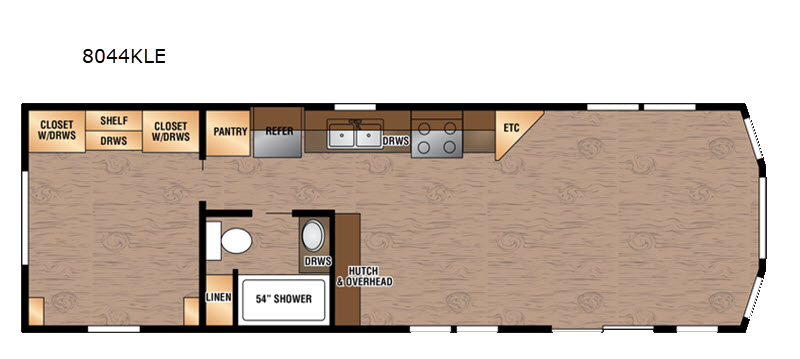 Kropt Floorplan
