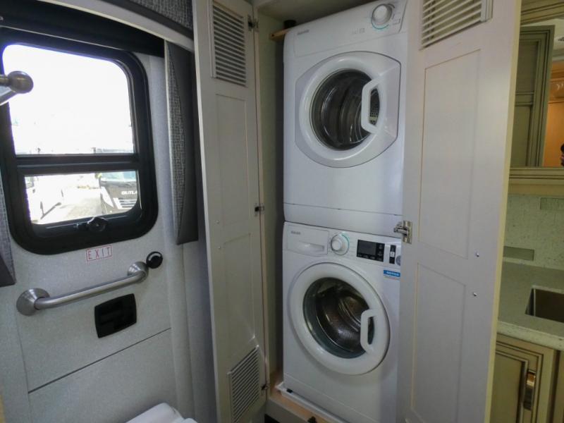 Newmar laundry