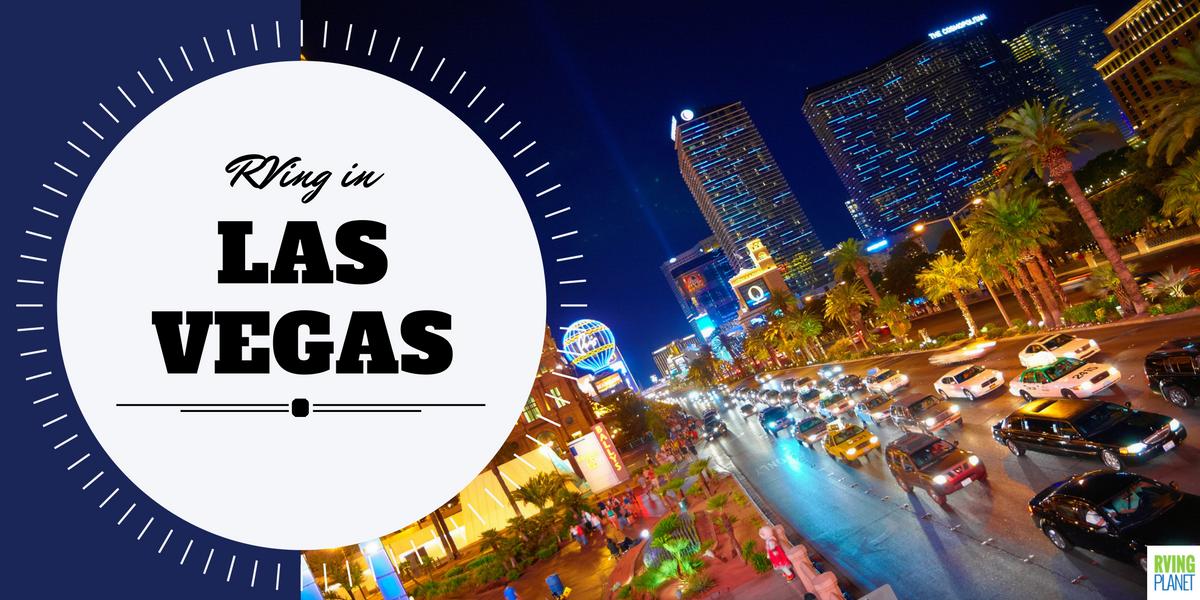 RVing in Las Vegas
