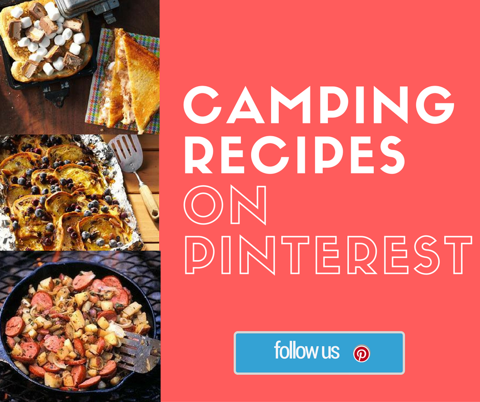 RVingPlanet's Pinterest Board for Camping Fire Recipes