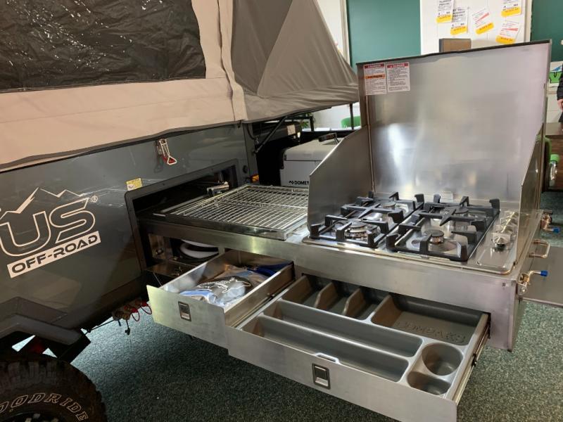 Opus Outdoor Kitchen