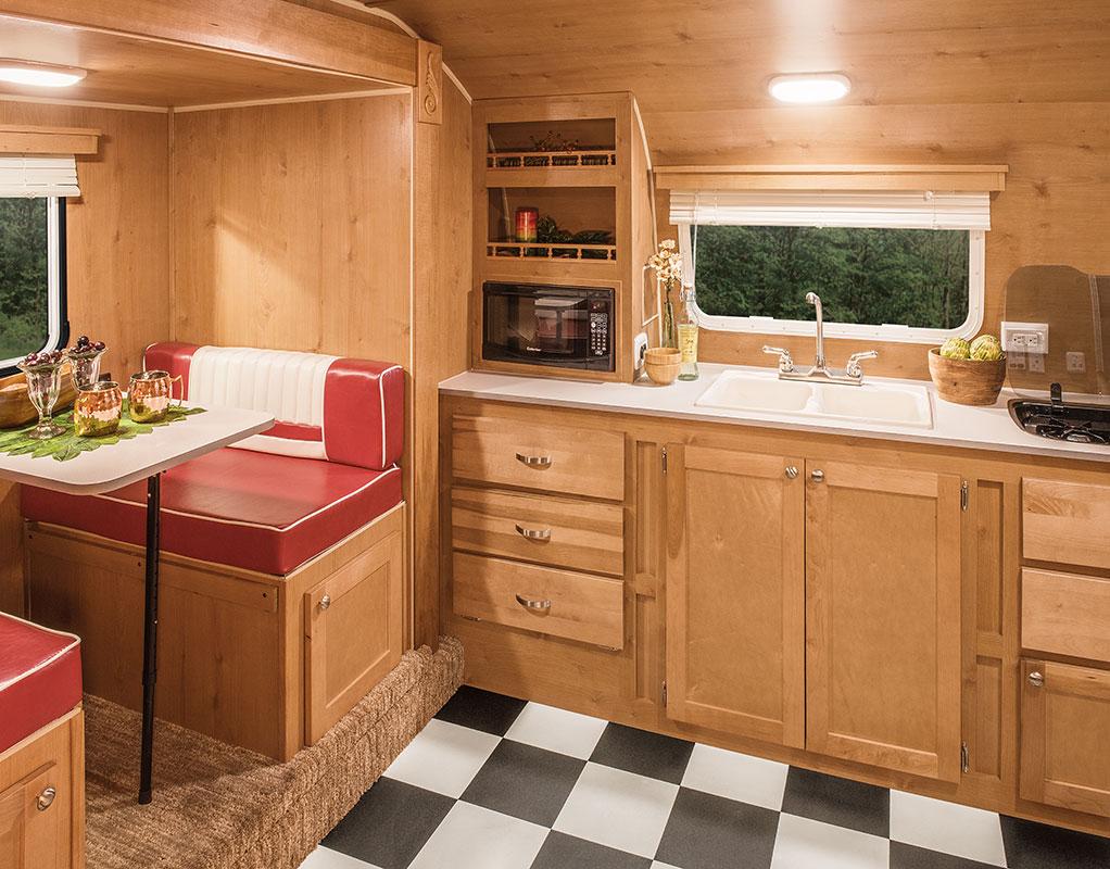 View All Riverside RV White Water Travel Trailer Floorplans