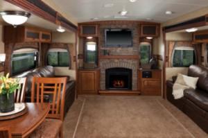 Rockwood TT RVP Interior