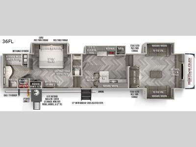 Wildwood Floorplan