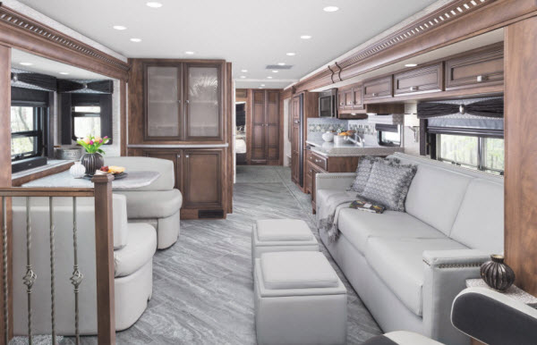 Phenomenal Top 5 Best 2018 Motorhomes With Bunk Beds For The Kids Download Free Architecture Designs Lukepmadebymaigaardcom