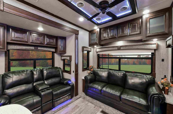 Top 5 Best Quality 5th Wheel Campers For Couples Rvingplanet Blog