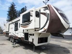 fifth wheel camper