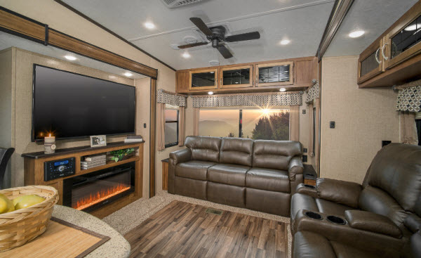 front living room 5th wheel for sale top 5 best fifth wheel rv brands rvingplanet 27102
