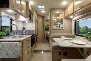 The Top 5 Best Small Motorhomes With Slide Outs