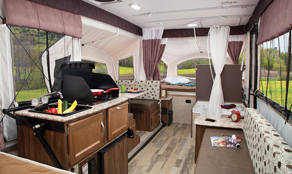 Top 5 Best Pop Up Campers For First Time Rvers