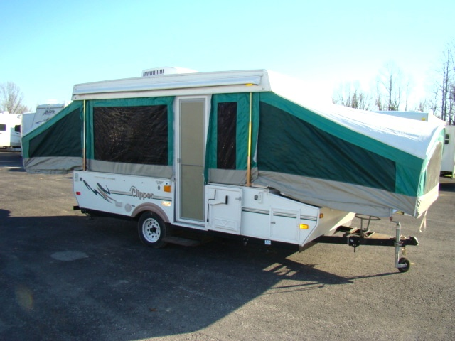 Top 5 Best Pop-Up Campers for First Time RVers - RVingPlanet Blog