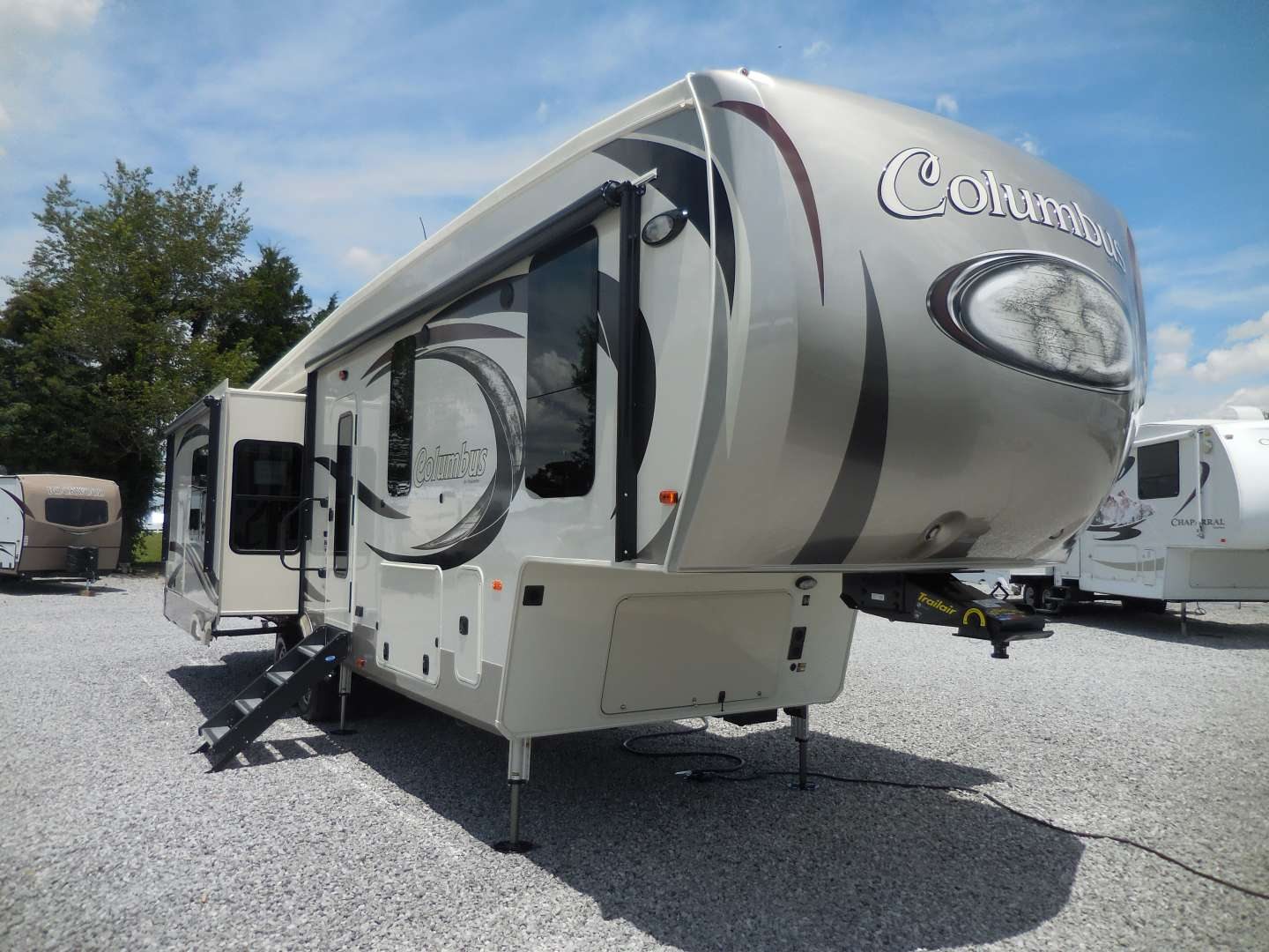 View all palomino columbus fifth wheel floorplans