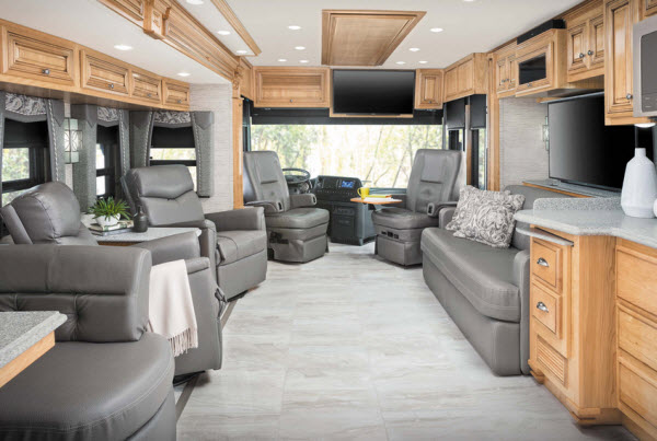 The Top 5 Best Class A Motorhomes For Gas Mileage