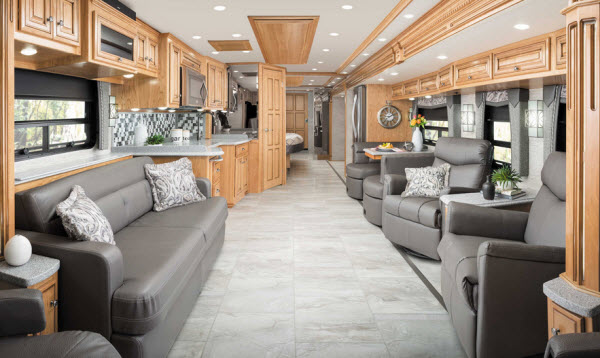 The Top 5 Best Class A Motorhomes For Gas Mileage - RVingPlanet Blog