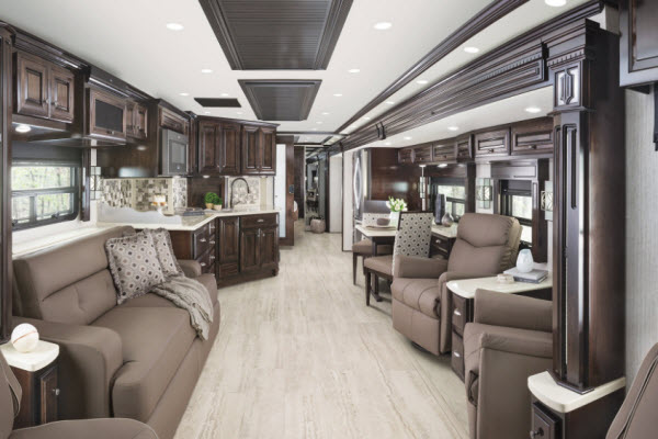 Top 5 Best Class A Motorhomes With Slide Outs - RVingPlanet Blog
