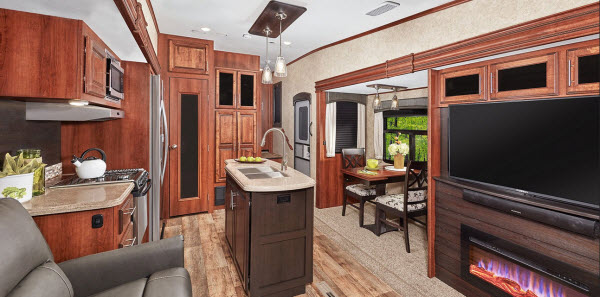 Top 5 Best Fifth Wheels For Full Time Living Rvingplanet
