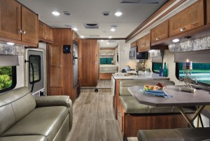 best small motorhomes