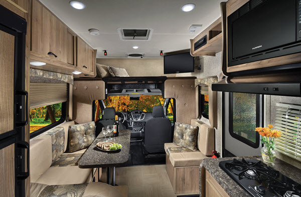 Top 5 Best Small Motorhomes For Campgrounds Rvingplanet