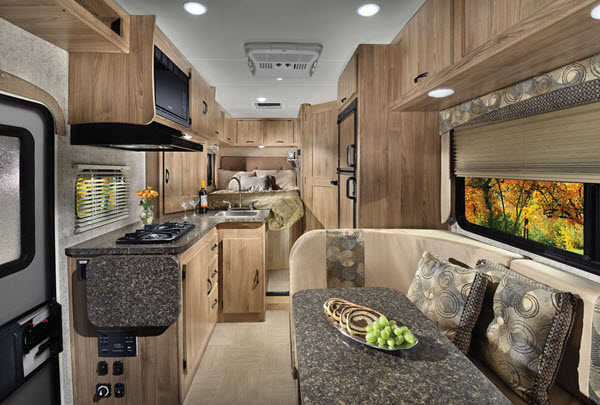 Top 5 Best Small Motorhomes For Campgrounds Rvingplanet Blog