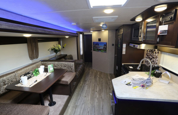 Travel Trailers For Campground