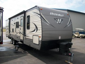 bunkhouse travel trailers