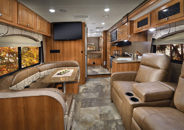 Top 5 Best Small Motorhomes For Campgrounds! - RVingPlanet Blog