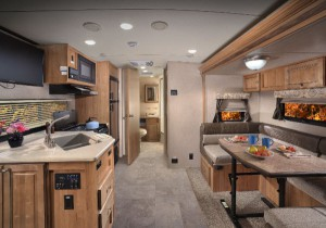 Microlite Travel Trailer >> Top 5 Best Bunkhouse Travel Trailers Under 5,000 lbs ...