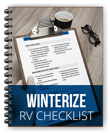 Winterize your RV with this Checklist