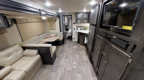 Swell Top 5 Best Travel Trailers For Couples Rvingplanet Download Free Architecture Designs Grimeyleaguecom