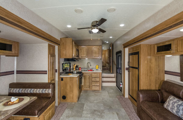 Top 5 Best Bunkhouse Fifth Wheel Campers For Large Families