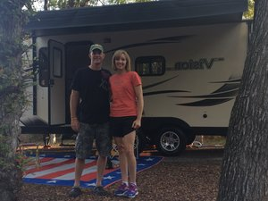 Amy & Greg Wallace - RVing Couple