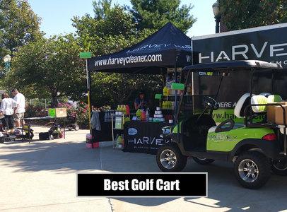 HaRVey Cleaner - Best Golf Cart