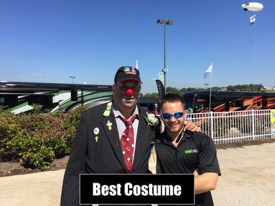 Clown - Best Costume