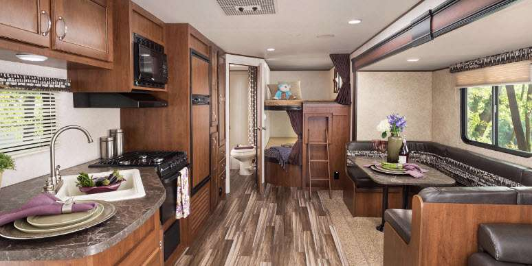 Best Travel Trailer Under 5000 Lbs >> Top 5 Best Bunkhouse Travel Trailers Under 5,000 lbs - RVingPlanet Blog