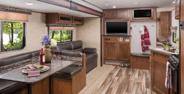 Top 5 Best Travel Trailers Under 3,000 Pounds - RVingPlanet Blog