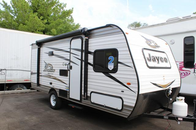 View All Jayco Jay Flight SLX Travel Trailer Floorplans