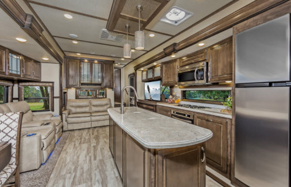 Best Quality 5th Wheel 2020 Top 5 Best Quality 5th Wheel Campers For Couples   RVingPlaBlog