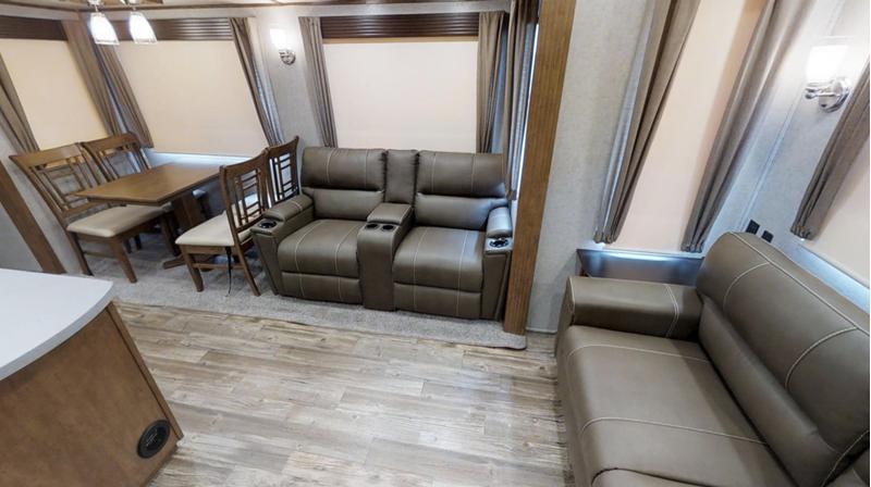 RV Massage/Heated Theatre Seating