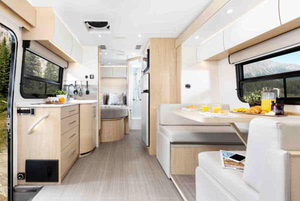 Top 5 Best Class B RVs For Couples